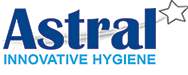 Astral Hygiene Innovative Hygiene Specialists Logo