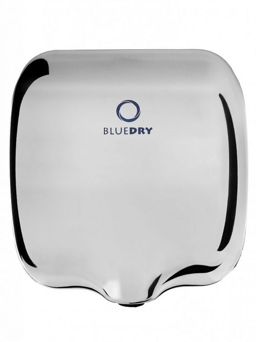 Blue Dry Hand Dryers